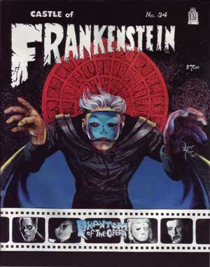 Castle of Frankenstein #34