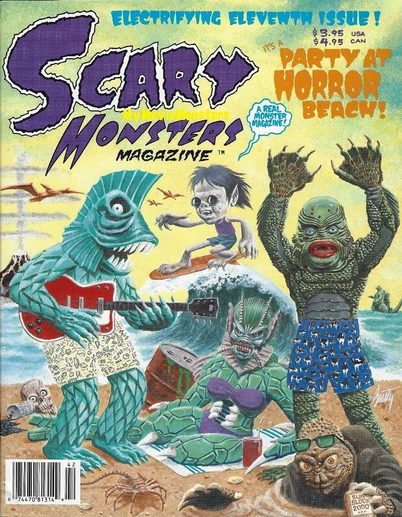 Scary Monsters #11