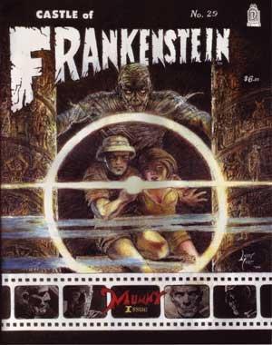 Castle of Frankenstein #29