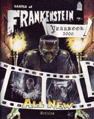 Castle of Frankenstein 2000 YB