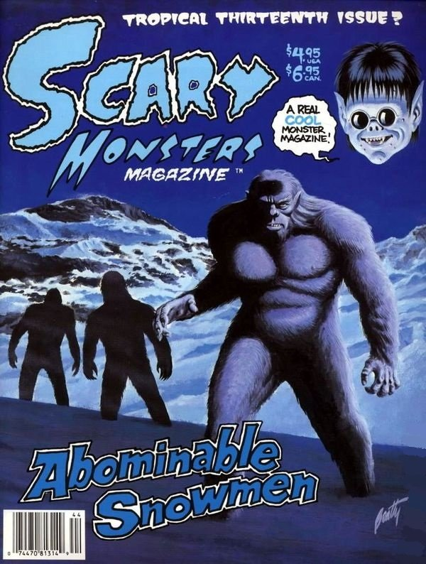 Scary Monsters #13