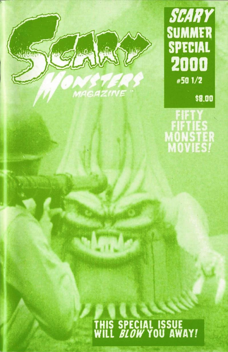 Scary Monsters 50 1/2
