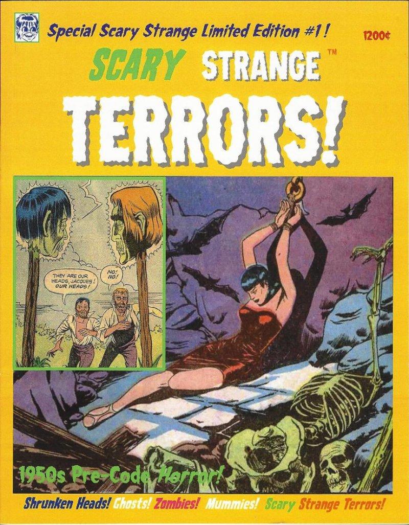 Scary Strange Terrors #1