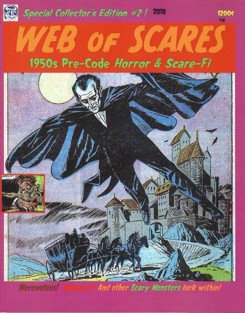 Web of Scares #2