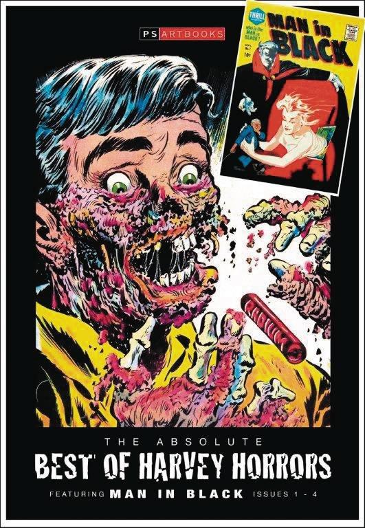 Harvey Comics The Absolute Best Of Harvey Horrors Volume 1