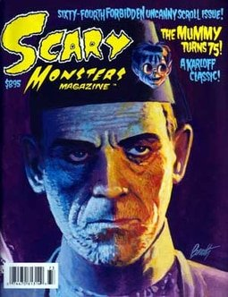 Scary Monsters #64