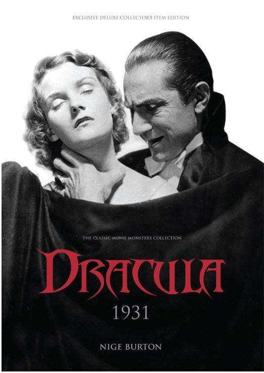 Dracula Guide sample spread