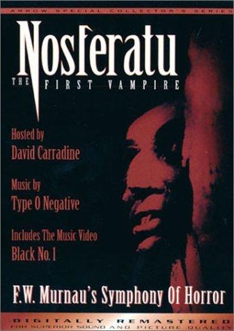 Nosferatu DVD