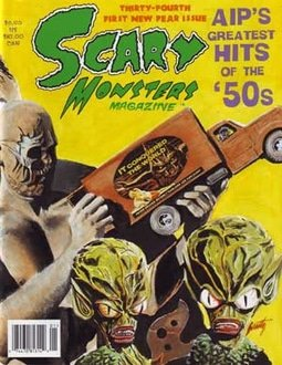 Scary Monsters #34