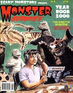 Monster Memories Yearbook 2000