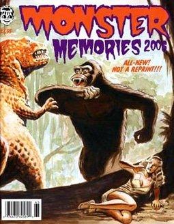 Monster Memories 2006 Yearbook