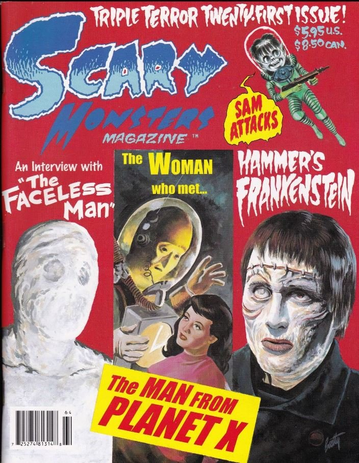 Scary Monsters #21