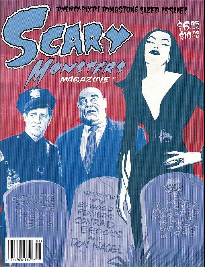 Scary Monsters #26