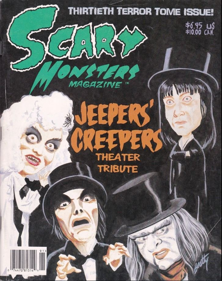 Scary Monsters #30