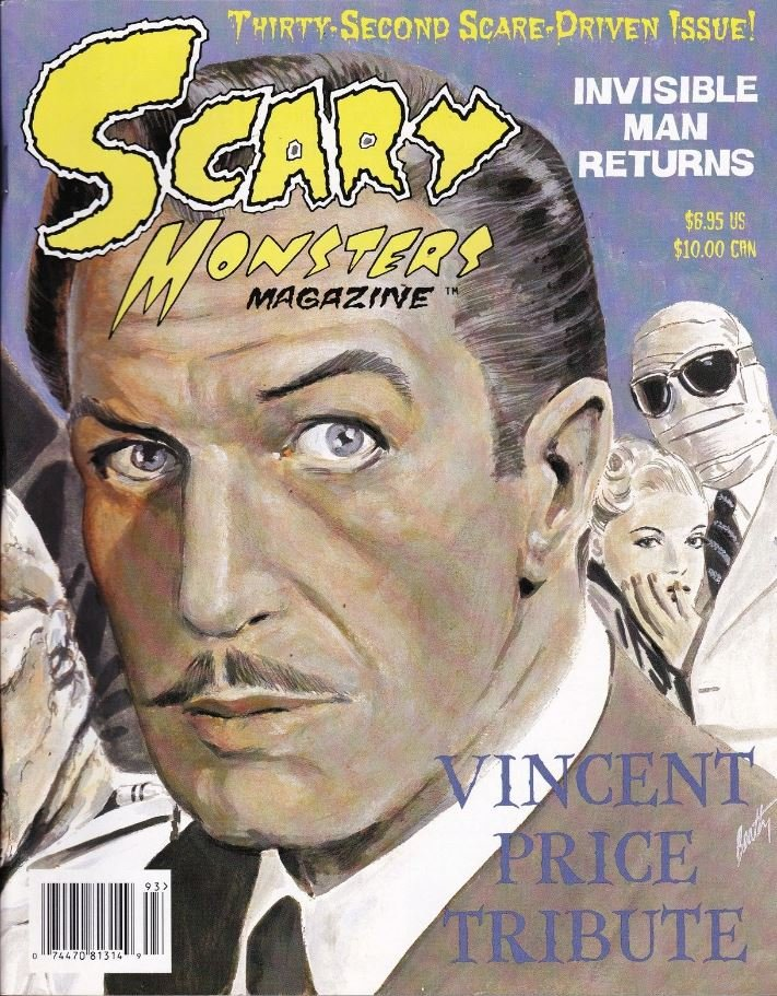Scary Monsters #32