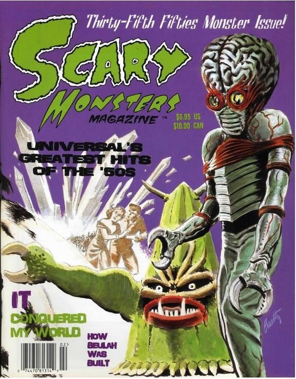 Scary Monsters #35