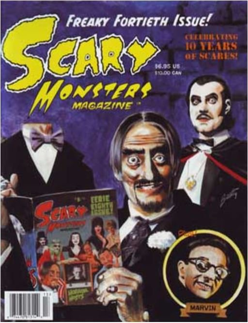 Scary Monsters #40