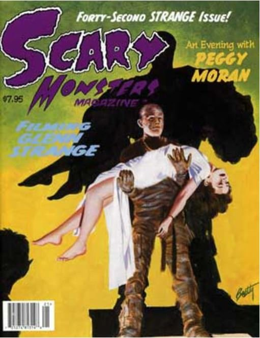 Scary Monsters #42