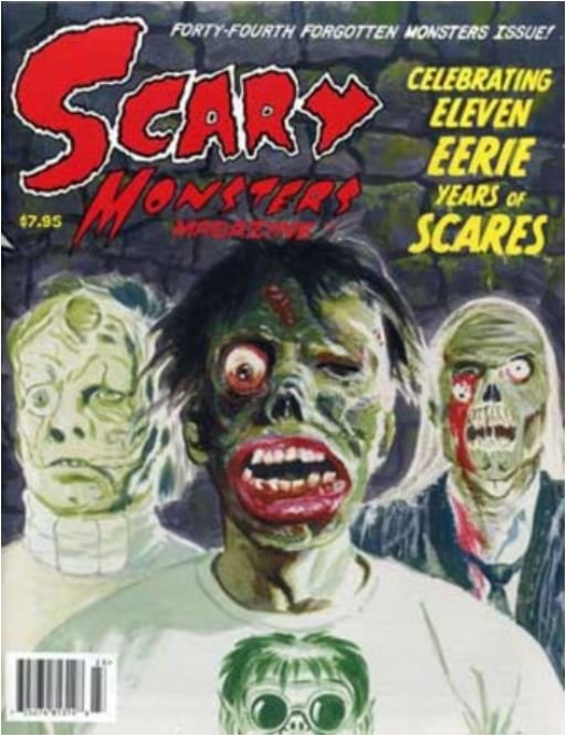 Scary Monsters #44