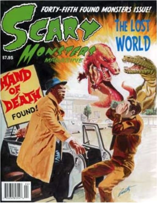 Scary Monsters #45