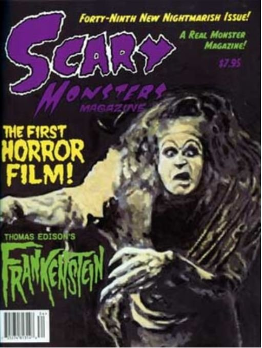 Scary Monsters #49