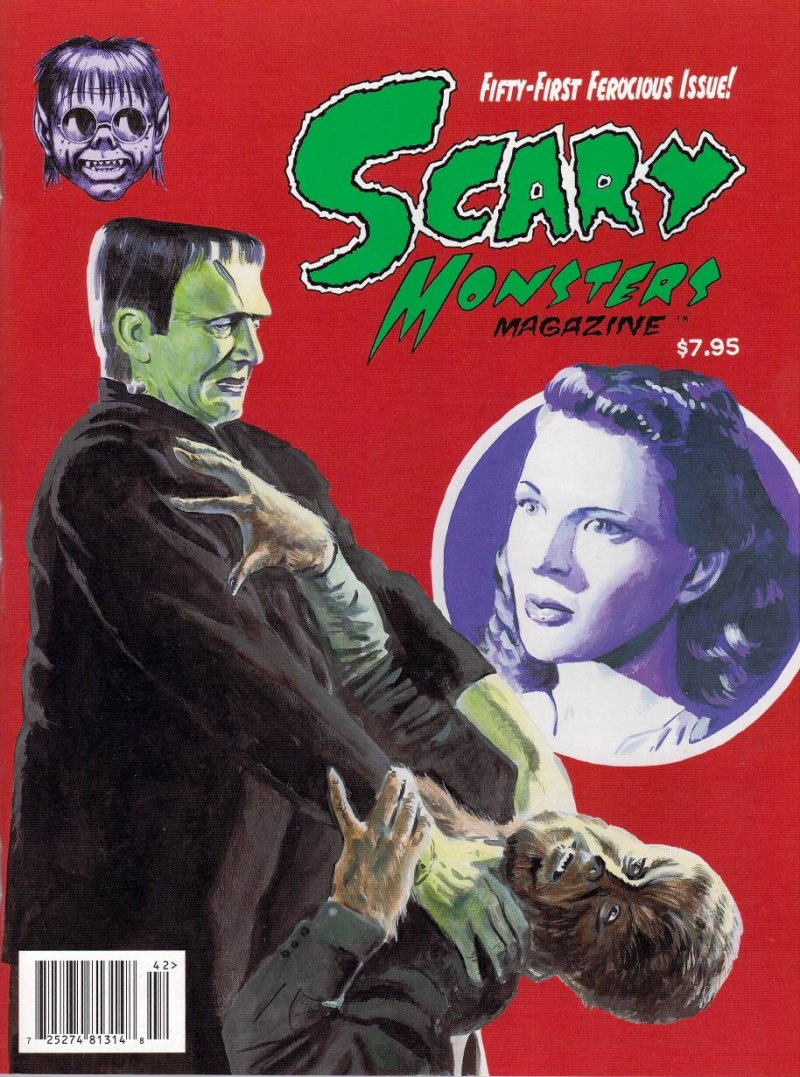 Scary Monsters #51