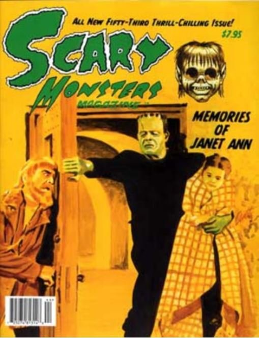 Scary Monsters #53