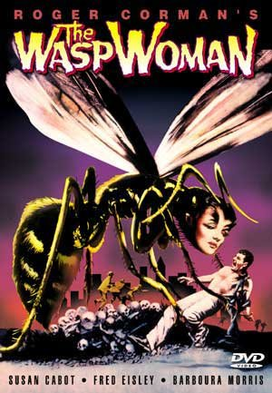 The Wasp Woman DVD