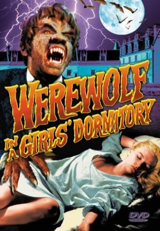 Werewolf in Girls' Dorm DVD