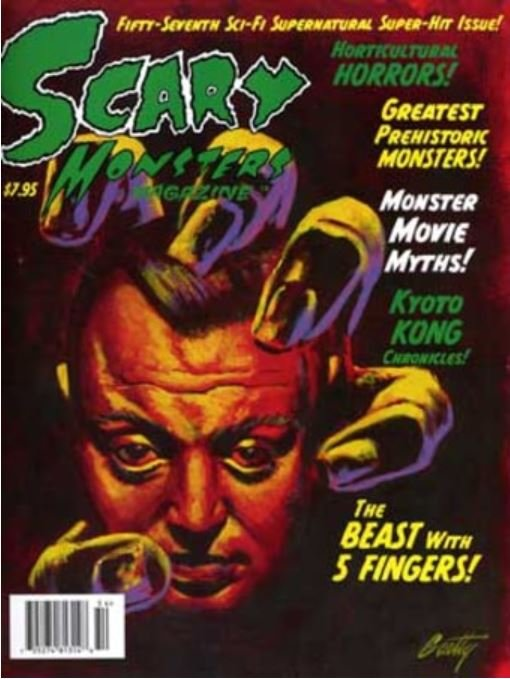 Scary Monsters #57