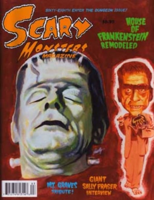 Scary Monsters #68