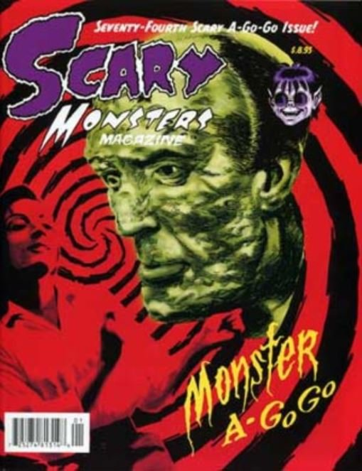 Scary Monsters #74