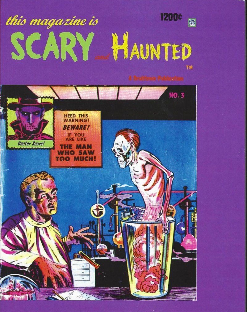 Scary and Haunted #3