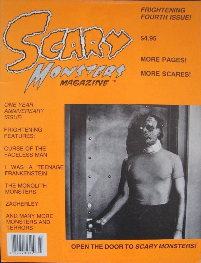 Frightening Fourth Issue