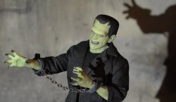Thumbnail of Mezco One:12 Collective Universal Monsters Frankenstein - B&W or Color