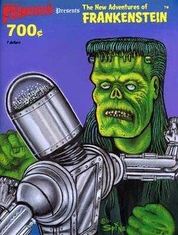 #2 Terror of Frankenstein