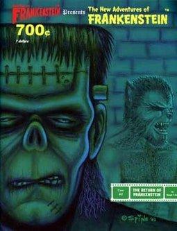 #8 The Return of Frankenstein