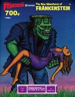 #9 Frankenstein & Dr. Jekyll