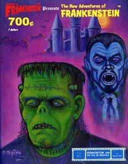 #11 Frankenstein Evil Dracula