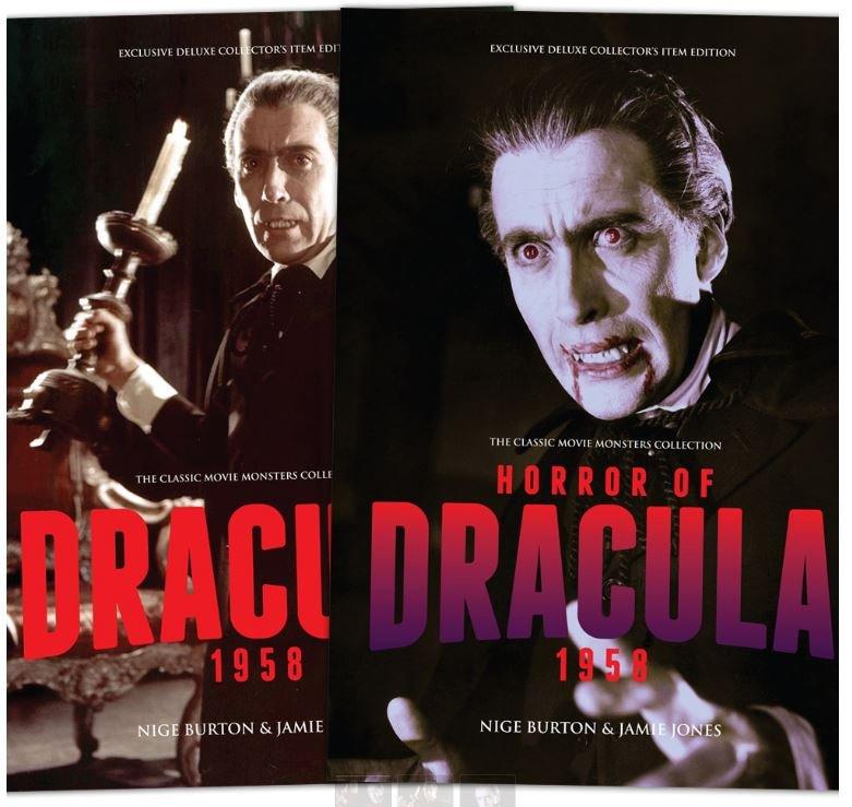 Dracula 1958 cover