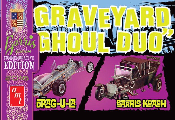 Graveyard Ghoul Duo model set