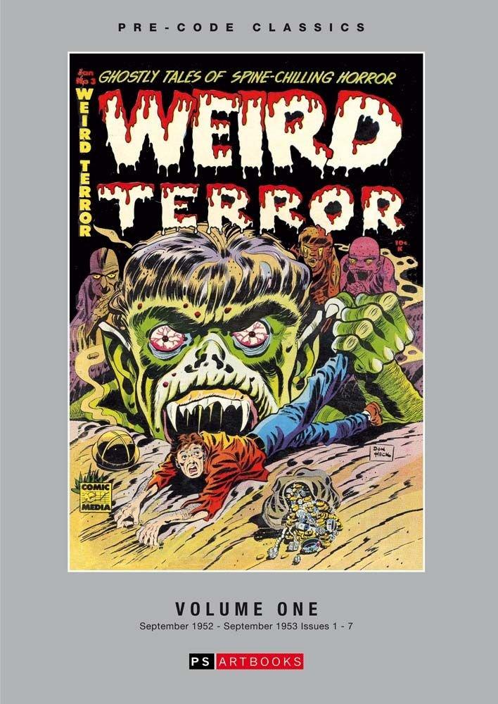 Weird Terror Volume 1 HC