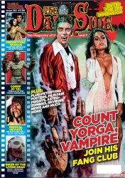 Thumbnail of The Dark Side #180 Count Yorga, Vampire - UK's Magazine of the Macabre