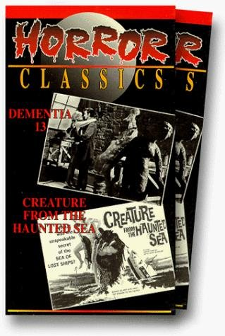 Horror Classics Two-Pack VHS