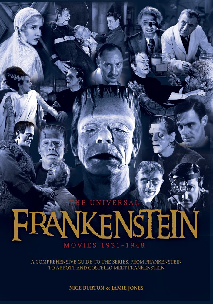 Universal Frankenstein Movies