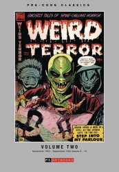 Thumbnail of Weird Terror Volume 2 Ghostly Tales of Spine-Chilling Horror Pre-Code Classics
