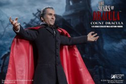 Thumbnail of Scars of Dracula Christopher Lee 1/6 Sixth Scale Figure