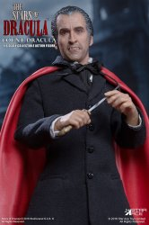 Thumbnail of Scars of Dracula Christopher Lee 1/6 Sixth Scale Figure - JUST IN!