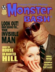 Thumbnail of Monster Bash magazine #29 - The Invisible Man Returns