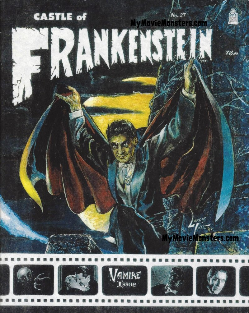 Castle of Frankenstein #27